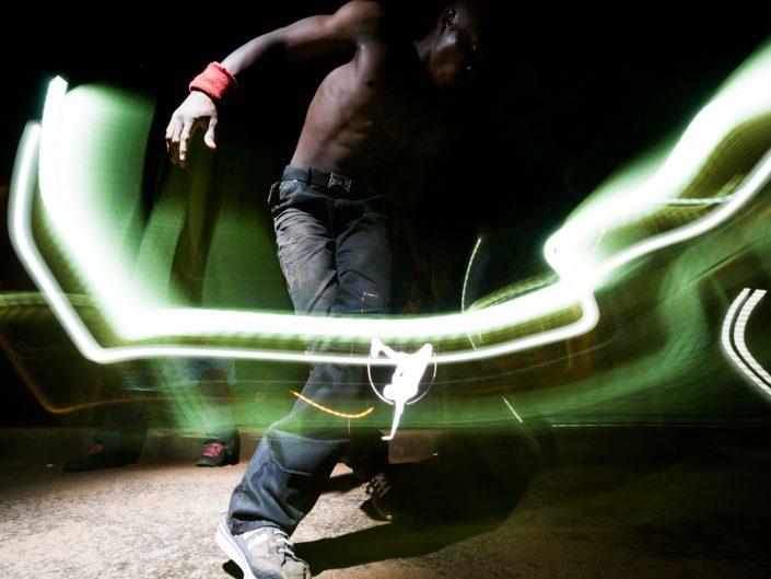 Breakdance Project Uganda
