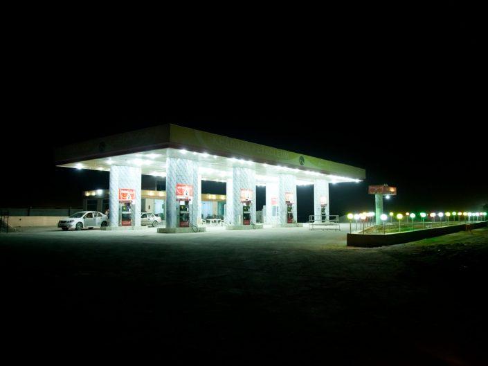 Kabul Night Gate